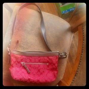 Nice coach purse